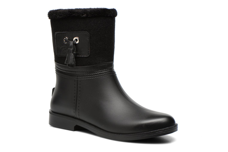 Stiefeletten & Boots Be Only Demi Divine schwarz detaillierte ansicht/modell