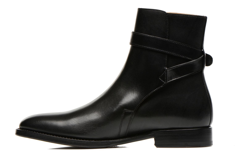 Bottines et boots Marvin&Co Luxe Wetrok - Cousu Goodyear Noir vue face