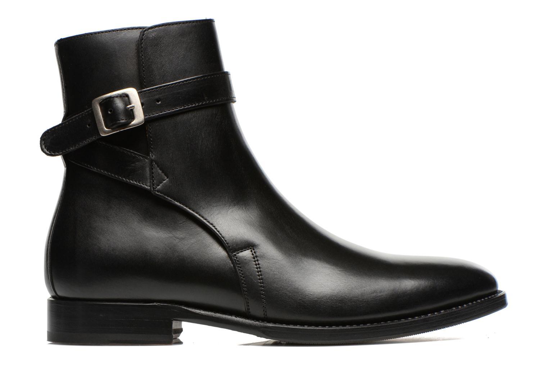 Bottines et boots Marvin&Co Luxe Wetrok - Cousu Goodyear Noir vue derrière