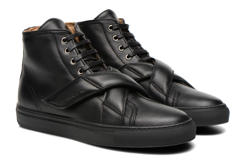 Sneaker Carven Sketcha schwarz 3 von 4 ansichten
