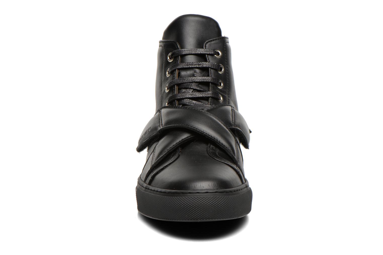 Sneaker Carven Sketcha schwarz schuhe getragen