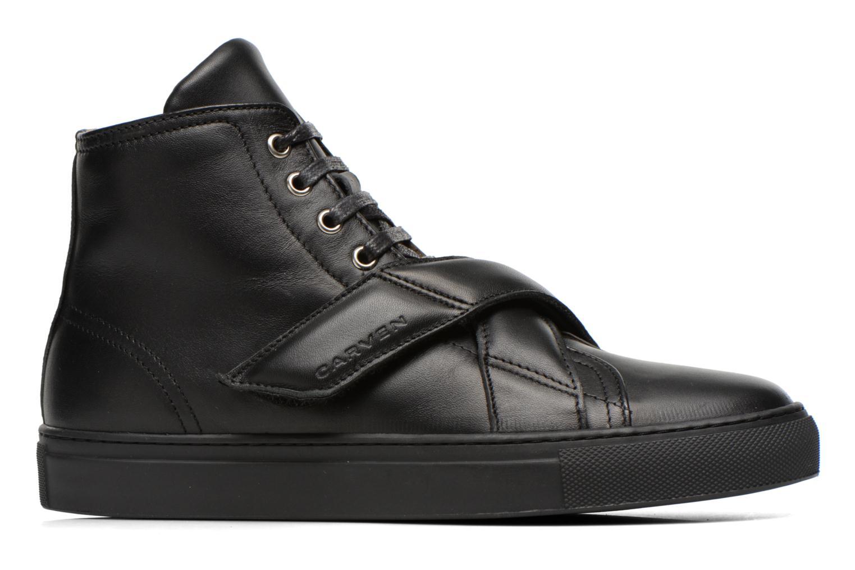 Sneaker Carven Sketcha schwarz ansicht von hinten
