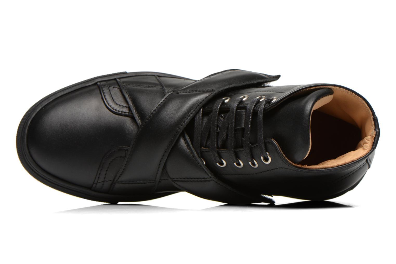 Sneaker Carven Sketcha schwarz ansicht von links