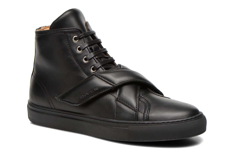Sneaker Carven Sketcha schwarz detaillierte ansicht/modell