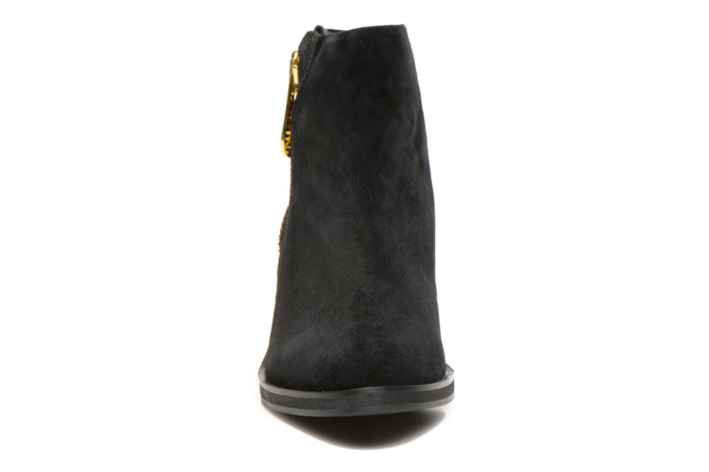 Bottines et boots SENSO Nina II Noir vue portées chaussures