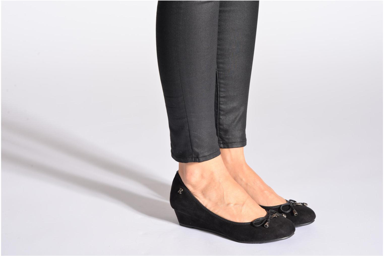 Zapatos de tacón Refresh Ubel-61159 Negro vista de abajo