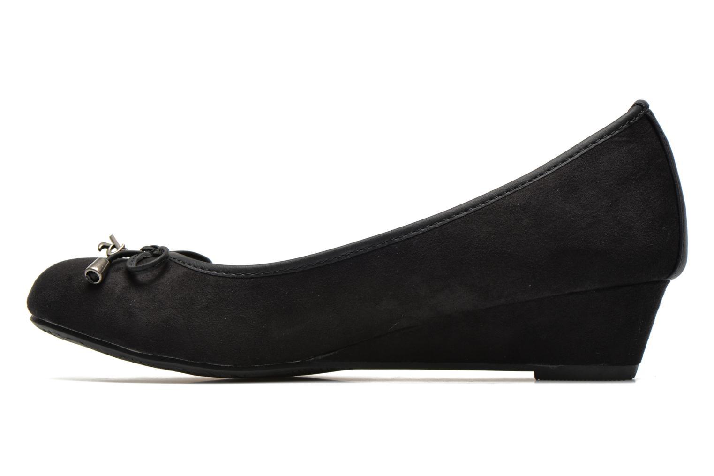 Zapatos de tacón Refresh Ubel-61159 Negro vista de frente