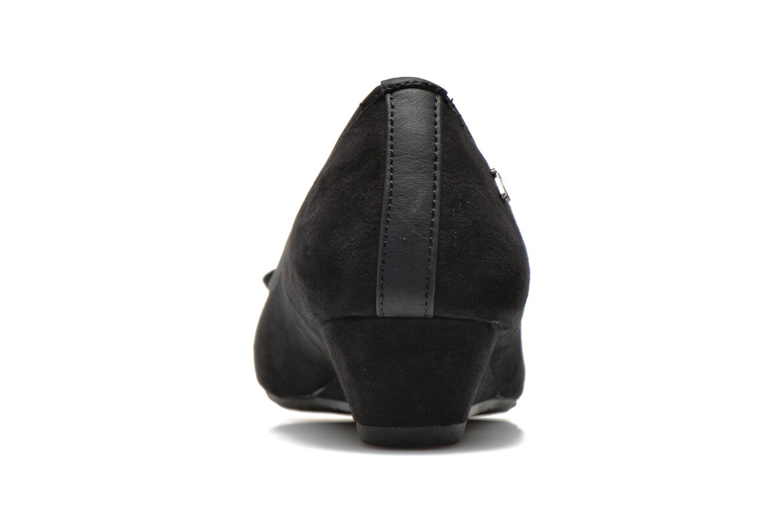 Escarpins Refresh Ubel-61159 Noir vue droite