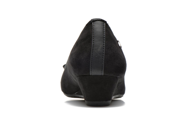 Zapatos de tacón Refresh Ubel-61159 Negro vista lateral derecha