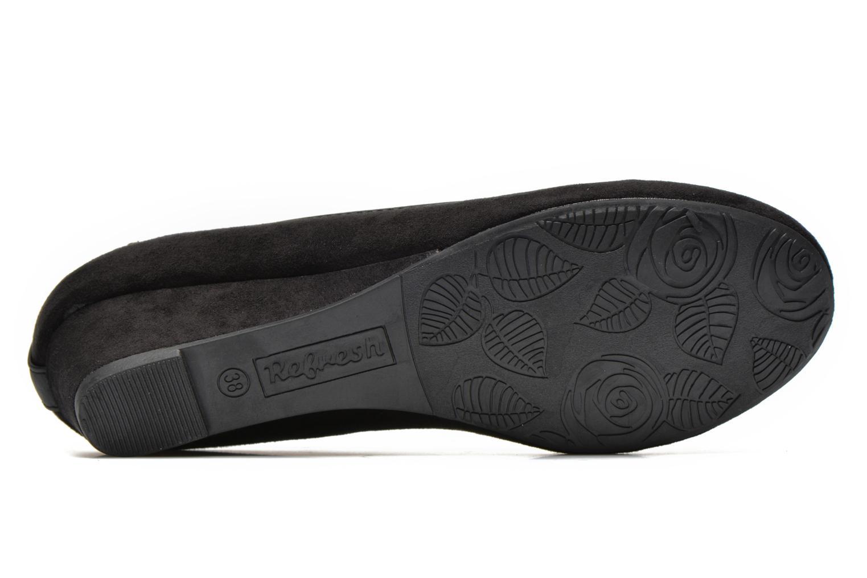 Zapatos de tacón Refresh Ubel-61159 Negro vista de arriba