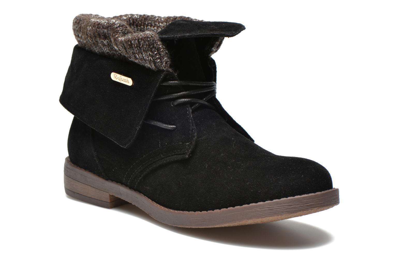 Marques Chaussure femme Refresh femme Bijou-61677 Noir