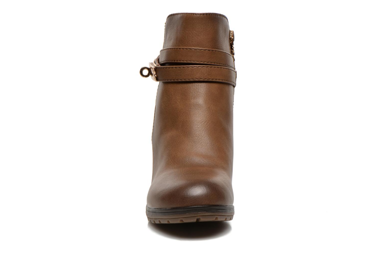 Stiefeletten & Boots Xti Cornelie-28720 braun schuhe getragen
