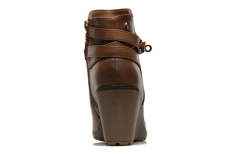 Stiefeletten & Boots Xti Cornelie-28720 braun ansicht von rechts