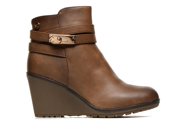 Stiefeletten & Boots Xti Cornelie-28720 braun ansicht von hinten