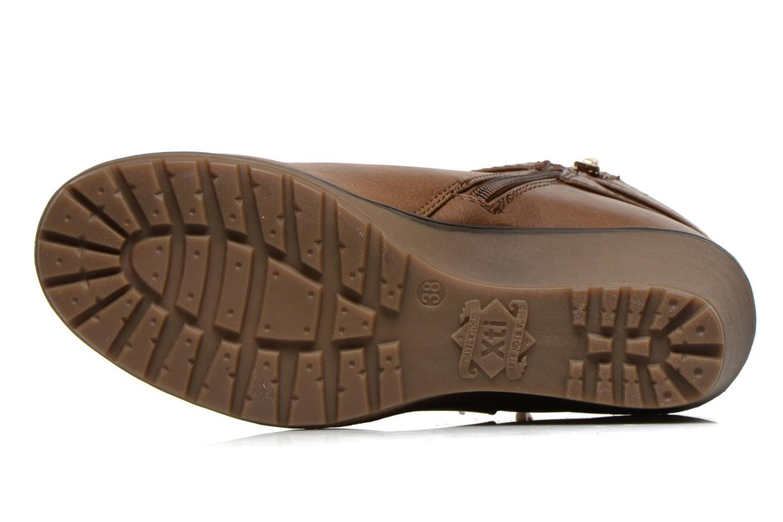 Stiefeletten & Boots Xti Cornelie-28720 braun ansicht von oben