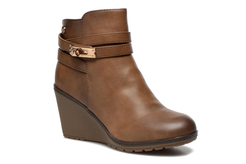 Stiefeletten & Boots Xti Cornelie-28720 braun detaillierte ansicht/modell