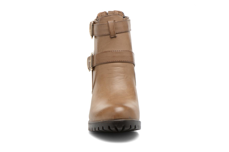 Bottines et boots Xti Emilie-28575 Beige vue portées chaussures