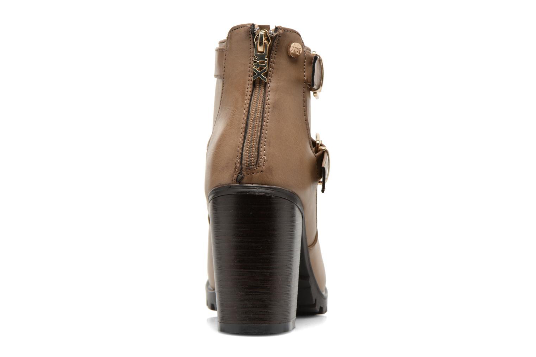Bottines et boots Xti Emilie-28575 Beige vue droite