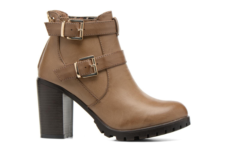 Bottines et boots Xti Emilie-28575 Beige vue derrière