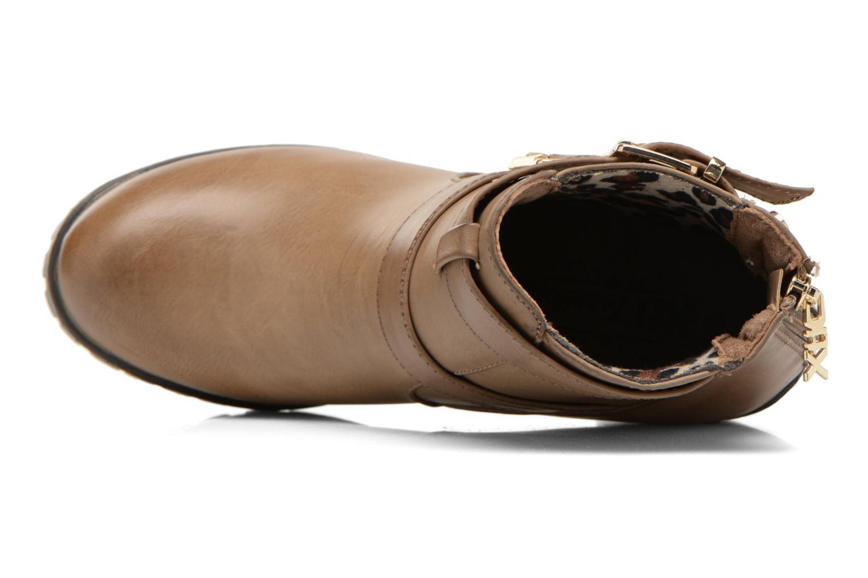 Bottines et boots Xti Emilie-28575 Beige vue gauche
