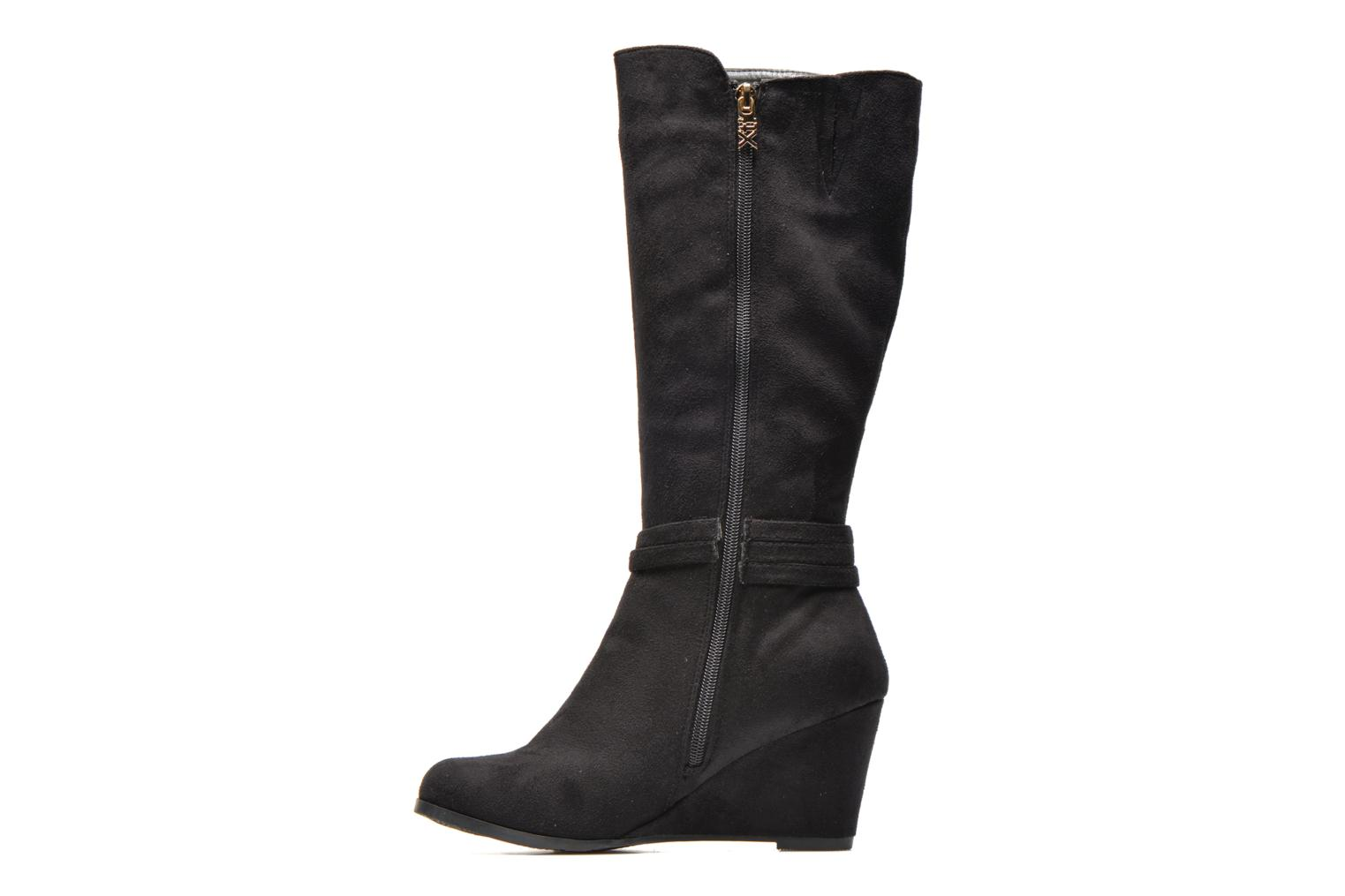 Boots & wellies Xti Maria-28423 Black front view