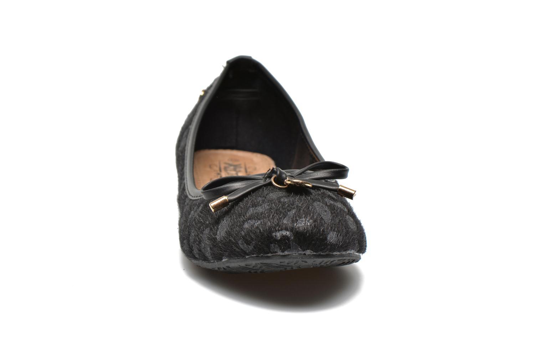Ballerines Xti Fanny-28375 Noir vue portées chaussures