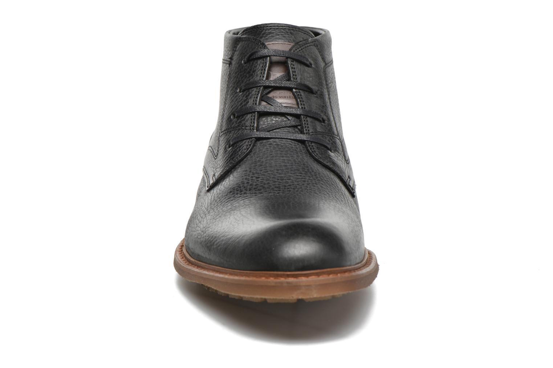 Chaussures à lacets Floris Van Bommel Baptiste Noir vue portées chaussures