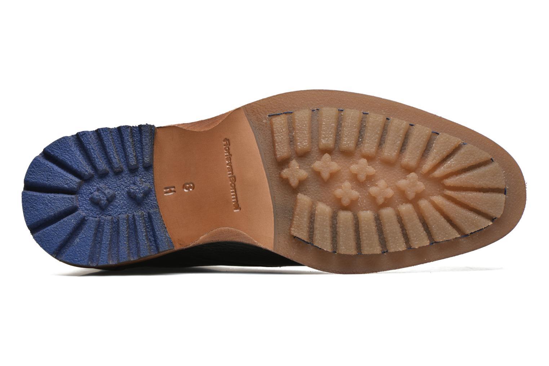 Chaussures à lacets Floris Van Bommel Baptiste Noir vue haut