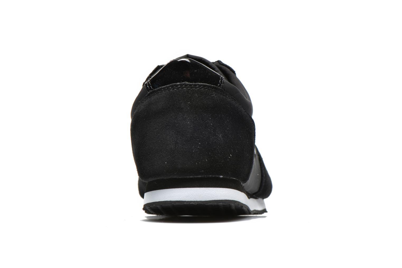 Sneakers Redskins Disco Zwart rechts