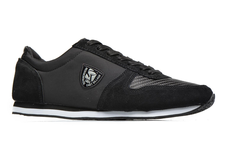 Sneakers Redskins Disco Zwart achterkant