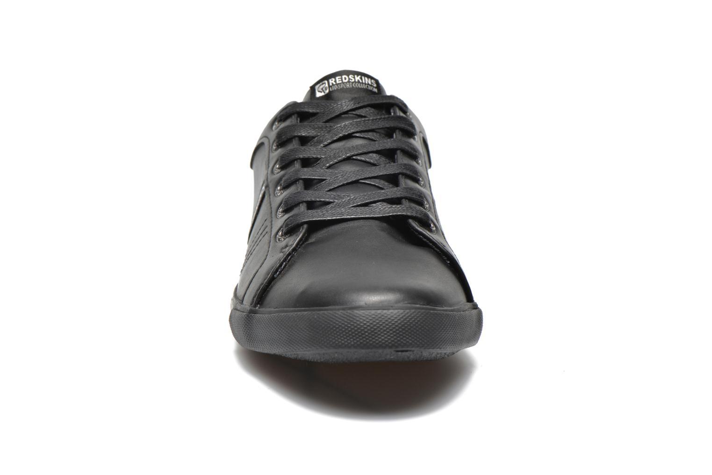Baskets Redskins Tipazul Noir vue portées chaussures