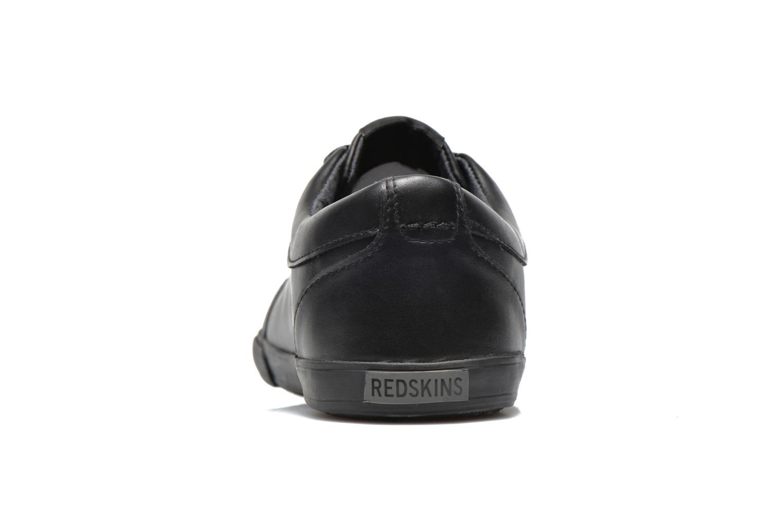 Baskets Redskins Tipazul Noir vue droite