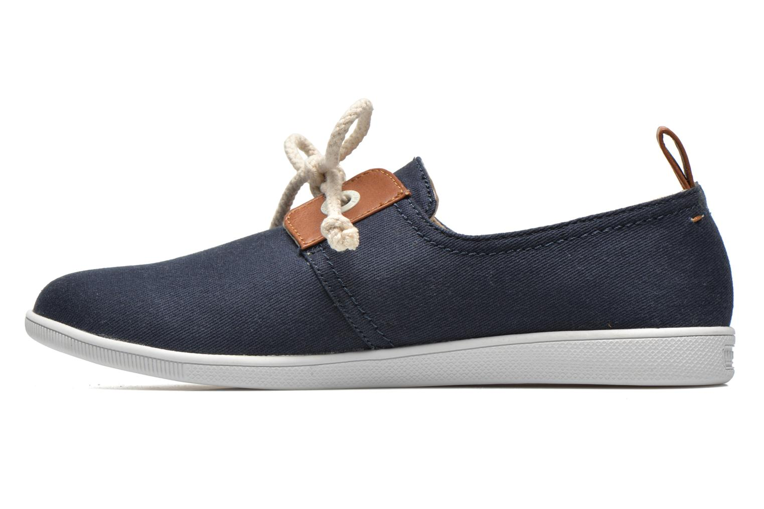 Sneakers Armistice Stone One Twill W Blauw voorkant