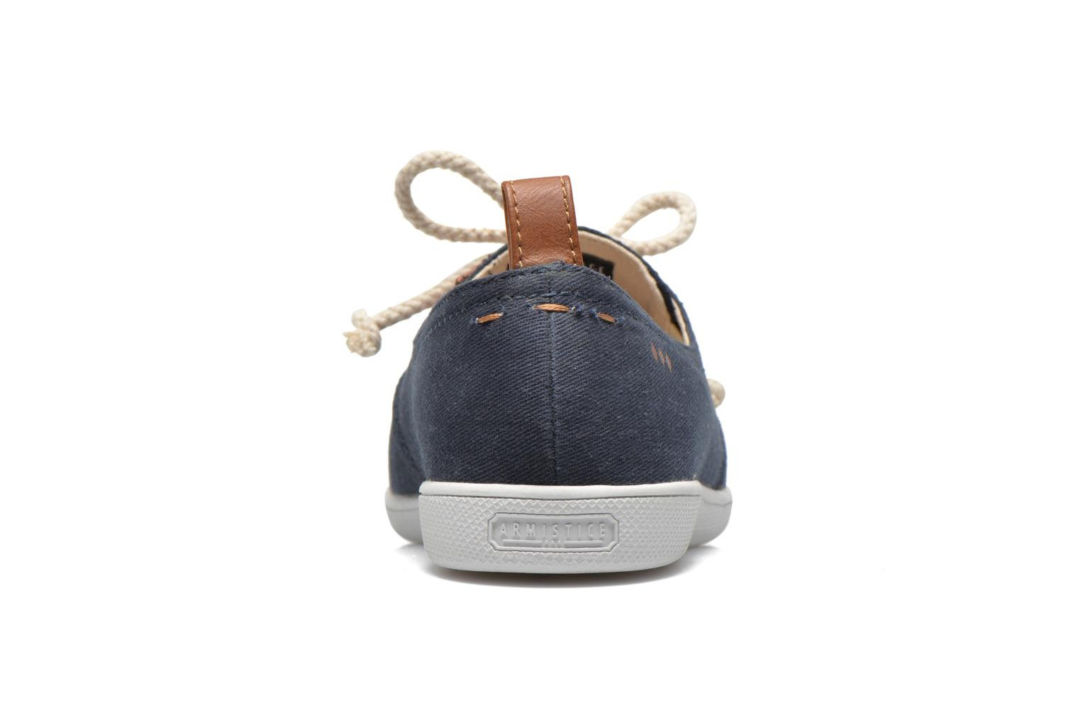 Stone One Twill W Navy