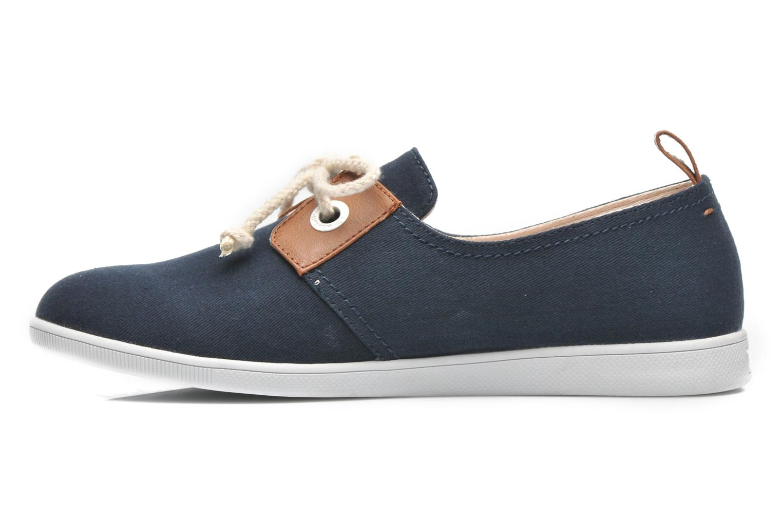 Sneakers Armistice Stone One Twill M Blauw voorkant