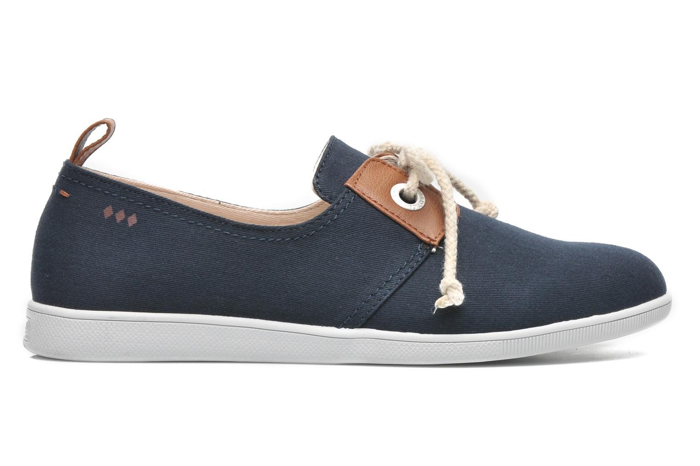 Sneakers Armistice Stone One Twill M Blauw achterkant