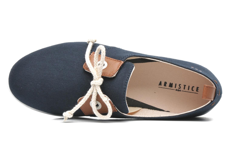 Sneakers Armistice Stone One Twill M Blauw links