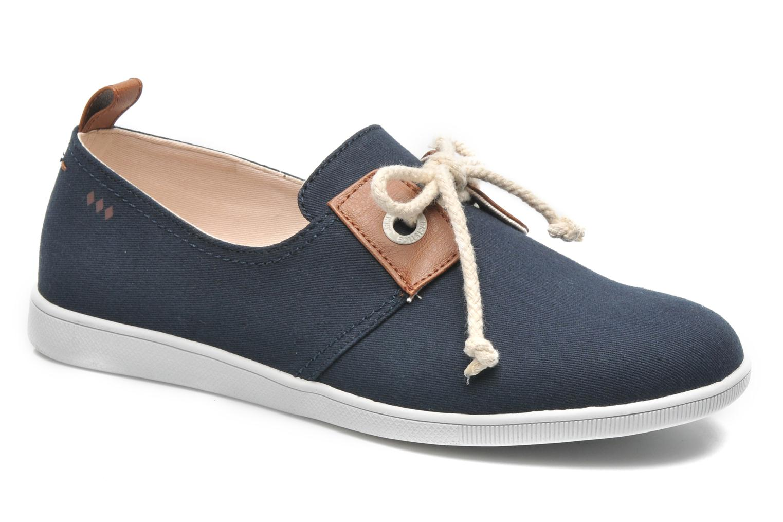 Sneakers Armistice Stone One Twill M Blauw detail