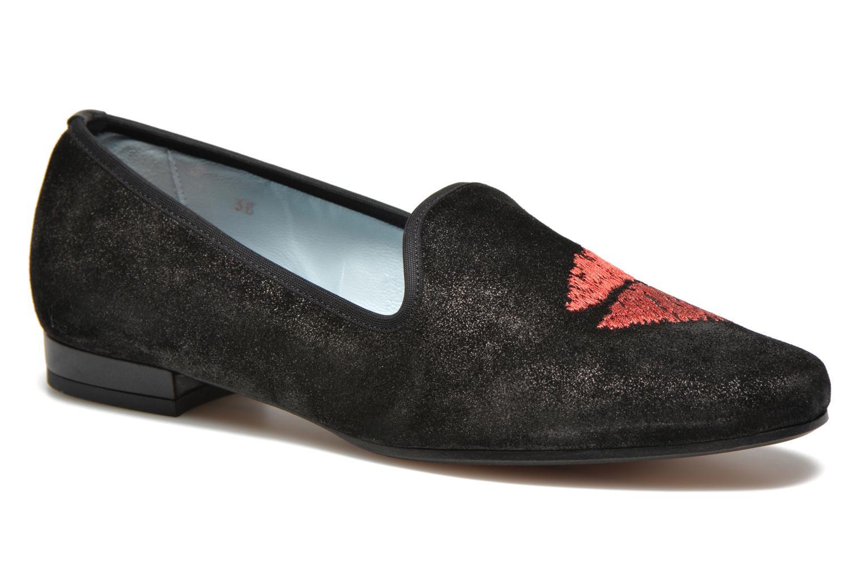 Grandes descuentos últimos zapatos Apologie Bisous (Negro) - Mocasines Descuento