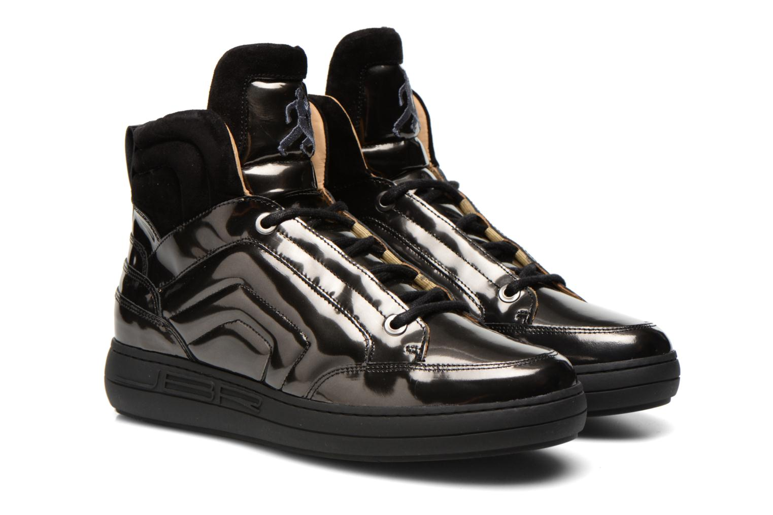 Casy lace up Miror Sonia noir