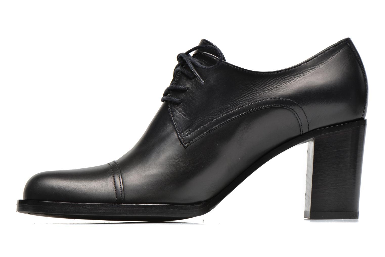 Chaussures à lacets Free Lance Legend 7 line derby Noir vue face