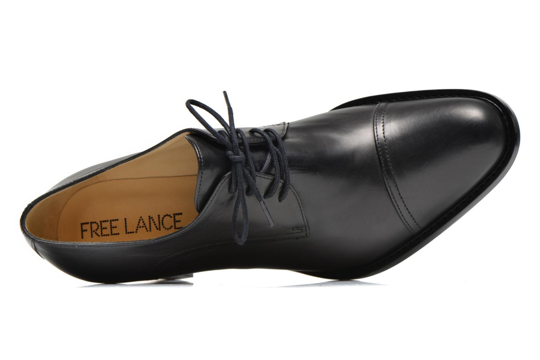 Chaussures à lacets Free Lance Legend 7 line derby Noir vue gauche
