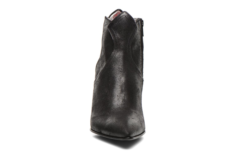Bottines et boots Free Lance Elya 7 west zip boot Noir vue portées chaussures