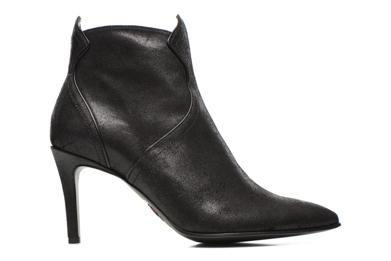 Bottines et boots Free Lance Elya 7 west zip boot Noir vue derrière