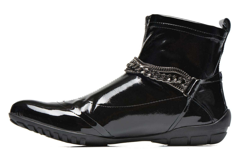 Bottines et boots UME Un matin d'été LOUISY Noir vue face