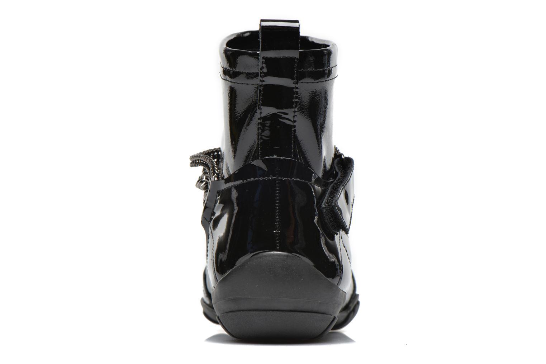 Bottines et boots UME Un matin d'été LOUISY Noir vue droite