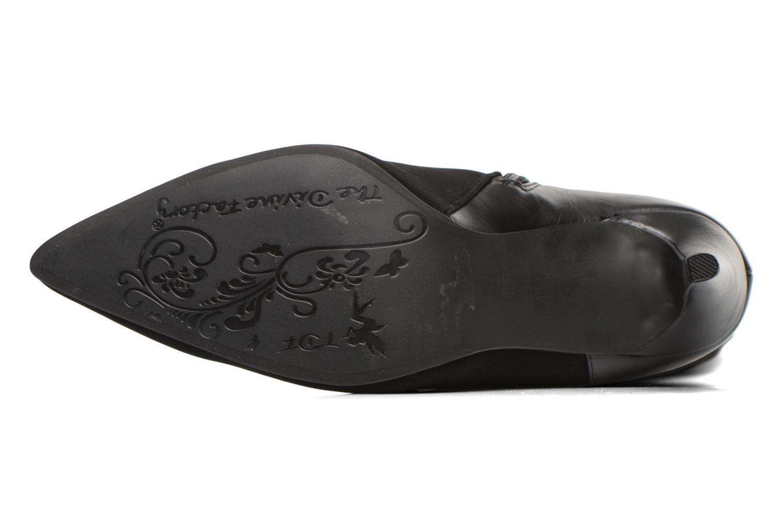Laarzen Divine Factory Malok Zwart boven