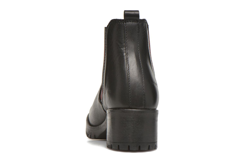 Bottines et boots Desigual Charly Noir vue droite