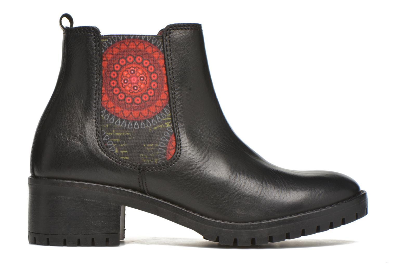 Bottines et boots Desigual Charly Noir vue derrière