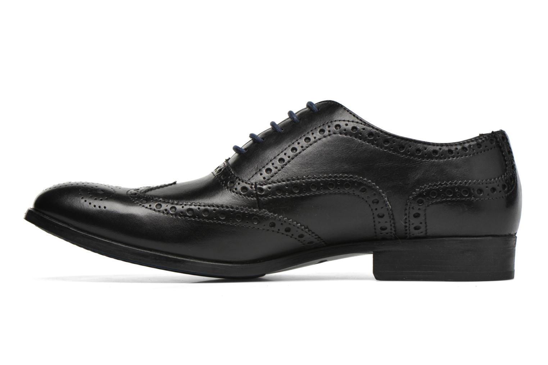 Chaussures à lacets Clarks Banfield Limit Noir vue face